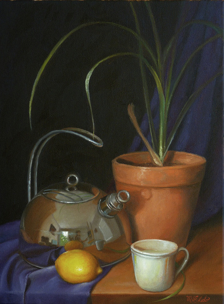 Fine art, still life, oil paintings, Atlanta