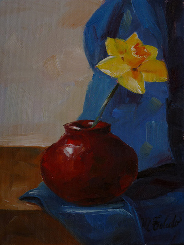 Daily paintings, Still life, Oil