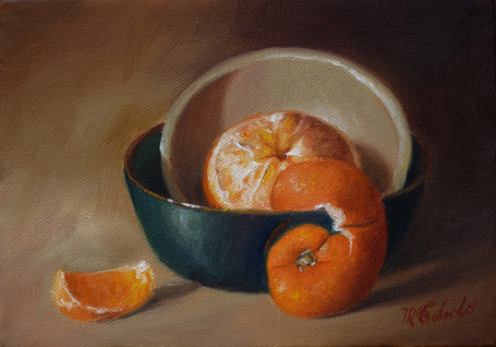 Daily Paintings, Oil